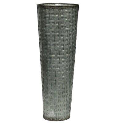 Metal Wall Vase galvanized metal wall vase | wayfair.ca
