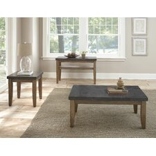 Pine Knob 3 Piece Coffee Table Set by Loon Peak