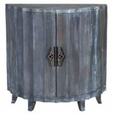 Bonaira Demilune 2 Door Accent Cabinet by World Menagerie
