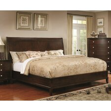 Blumer Transitional Panel Bed by Darby Home Co