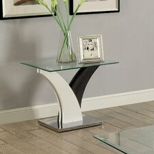 Jamel Contemporary End Table by Orren Ellis