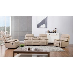 Dunbar 3 Piece Living Room Set by American Eagle International Trading Inc.