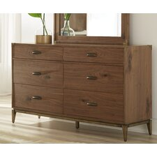 Destiny 6 Drawer Dresser by World Menagerie