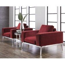 Adder Armchair by Sunpan Modern