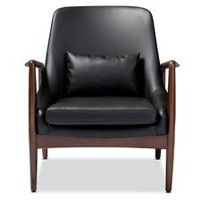 Baxton Studio Carter Lounge Chair by Wholesale Interiors
