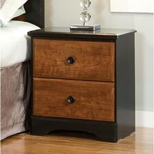 Westminster 2 Drawer Nightstand by Cambridge