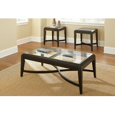 Mayfield 3 Piece Coffee Table Set by Steve Silver Furniture
