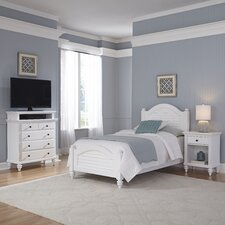 Kenduskeag Panel 3 Piece Bedroom Set by Breakwater Bay