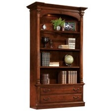Executive 84 Standard Bookcase by Hekman