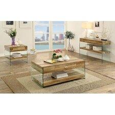 Destanee 3 Piece Coffee Table Set by Orren Ellis