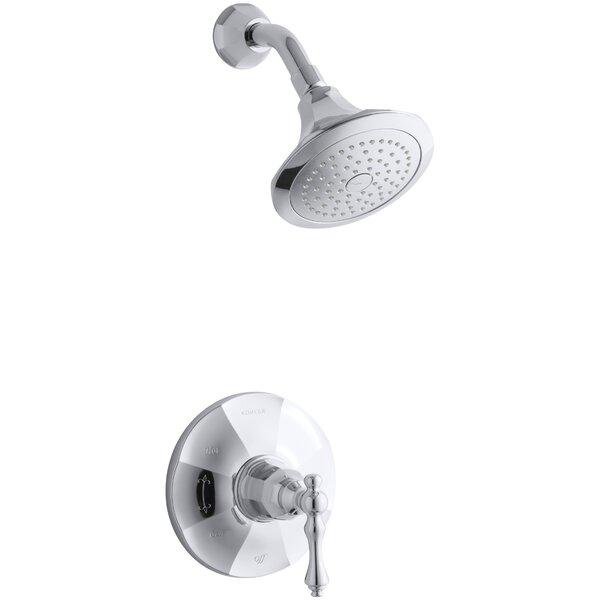 Kohler Kelston Rite Temp Shower Faucet Trim Reviews Wayfair