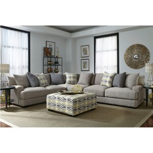 Panos L-Shaped Sectional by Varick Gallery