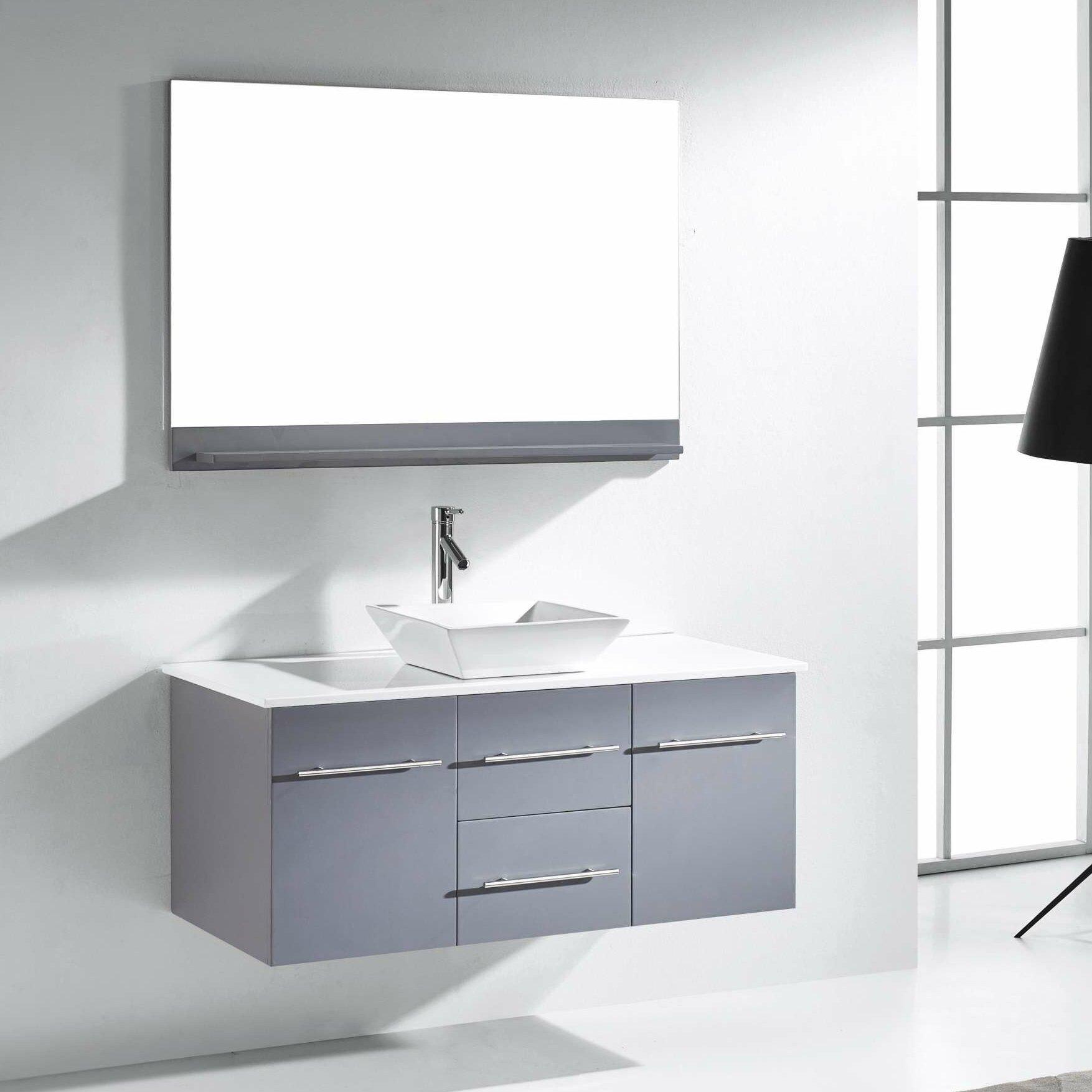Ultra Modern Bathroom Vanities Modern House