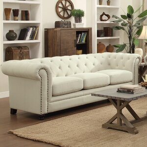 Dalila Upholstered Chesterfield Sofa by Willa Arlo Interiors