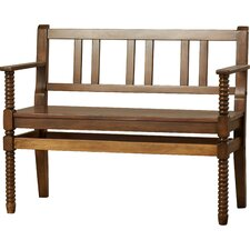 Heisler Wood Entryway Bench by Darby Home Co