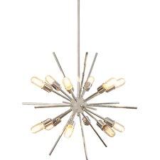 Amiyah 12-Light Cluster Pendant