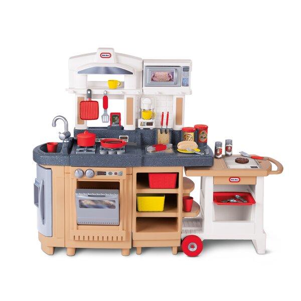 Cook Around Kitchen Cart  Little Tikes Kitchen Set