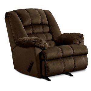 Malibu Rocker Recliner by Simmons Upholstery