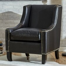 Carrozza Wingback Armchair by Latitude Run