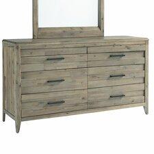 Descartes 6 Drawer Dresser by Laurel Foundry Modern Farmhouse