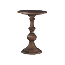 Napa Valley Pedestal End Table by Hekman