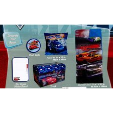 Disney Cars Magical Room Makeover Trunk by Linen Depot Direct