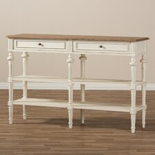 Rogero French Provincial Console Table by Wholesale Interiors