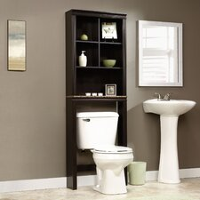 Free Standing Over The Toilet Storage You Ll Love Wayfair 23 25 X 68 63 Bathroom Shelf