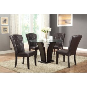 Bella Side Chair (Set of 2) by A&J Homes Studio