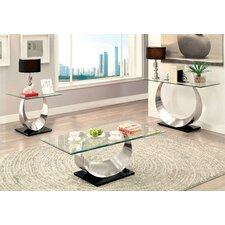 Conann Coffee Table Set by Wade Logan