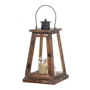 Ideal Wood Lantern