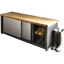Wood Storage Bench by Gladiator