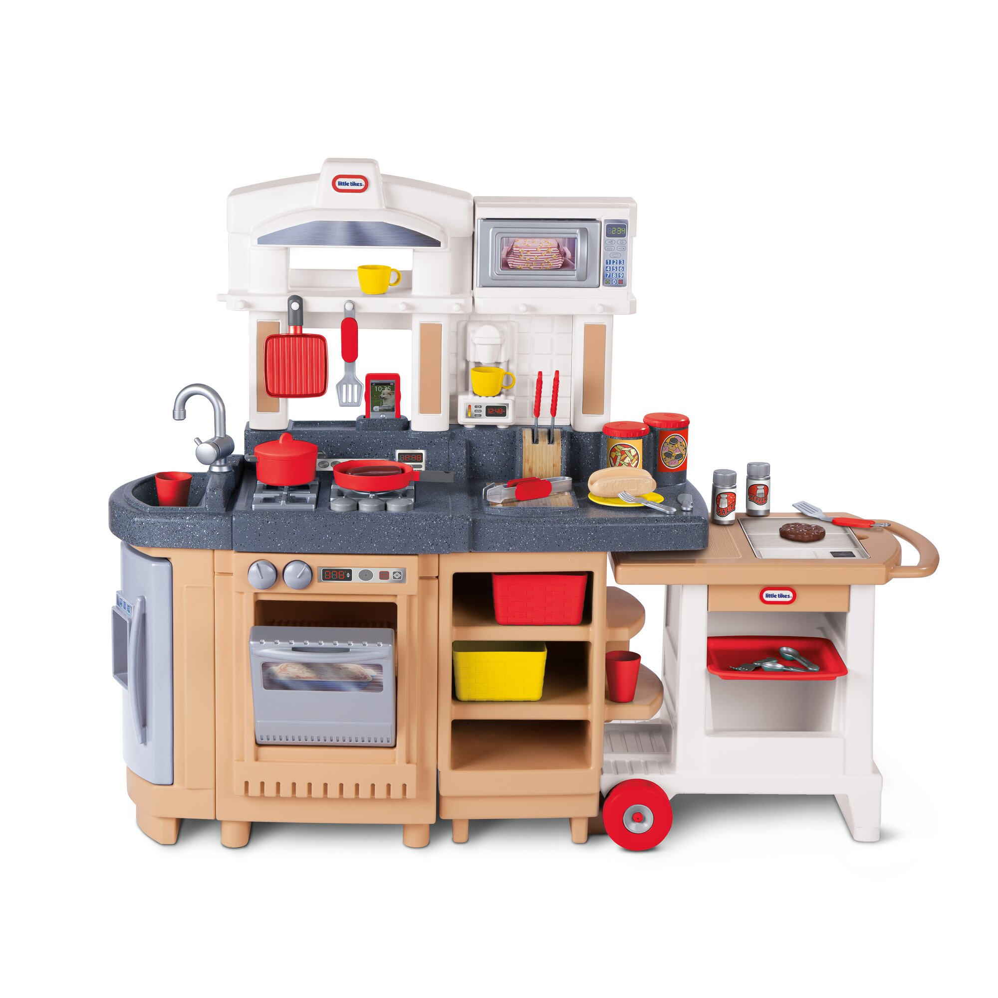 Little Tikes Cook Around Kitchen And Cart Reviews