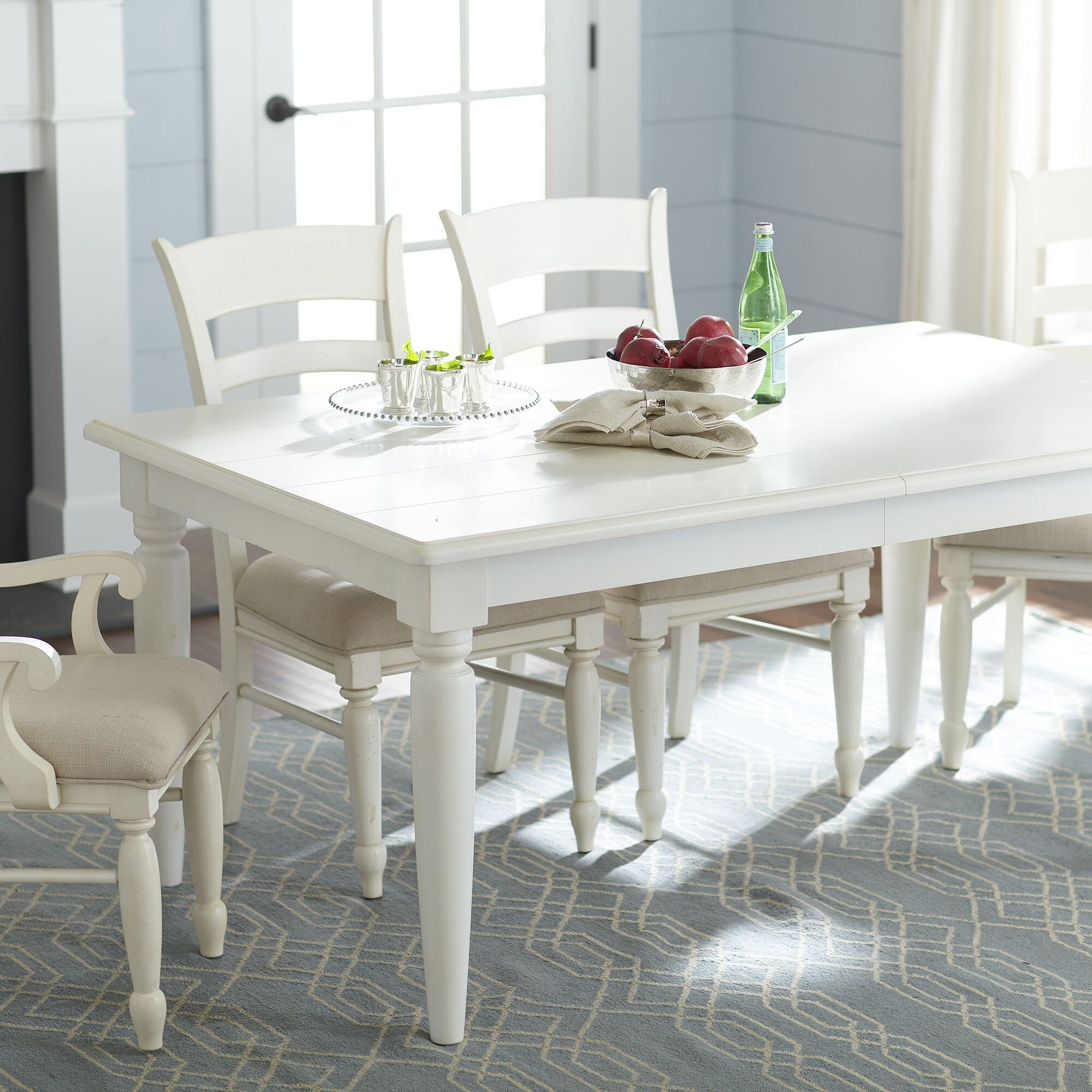table in the modern rustic style large dining handmade from