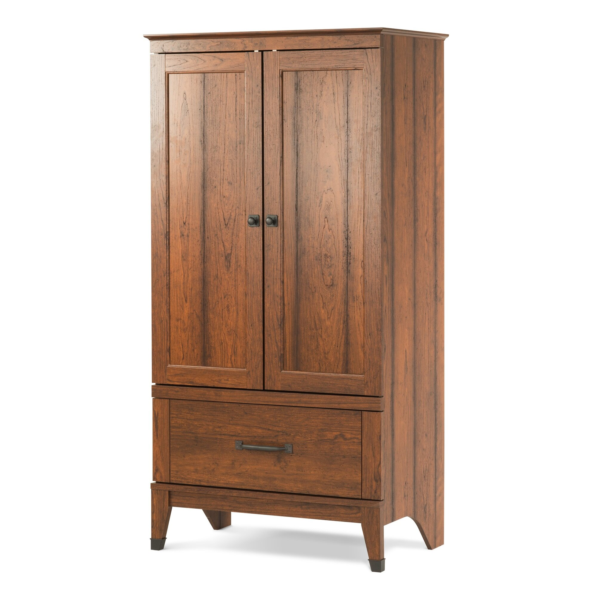 child craft redmond armoire reviews wayfair. Black Bedroom Furniture Sets. Home Design Ideas