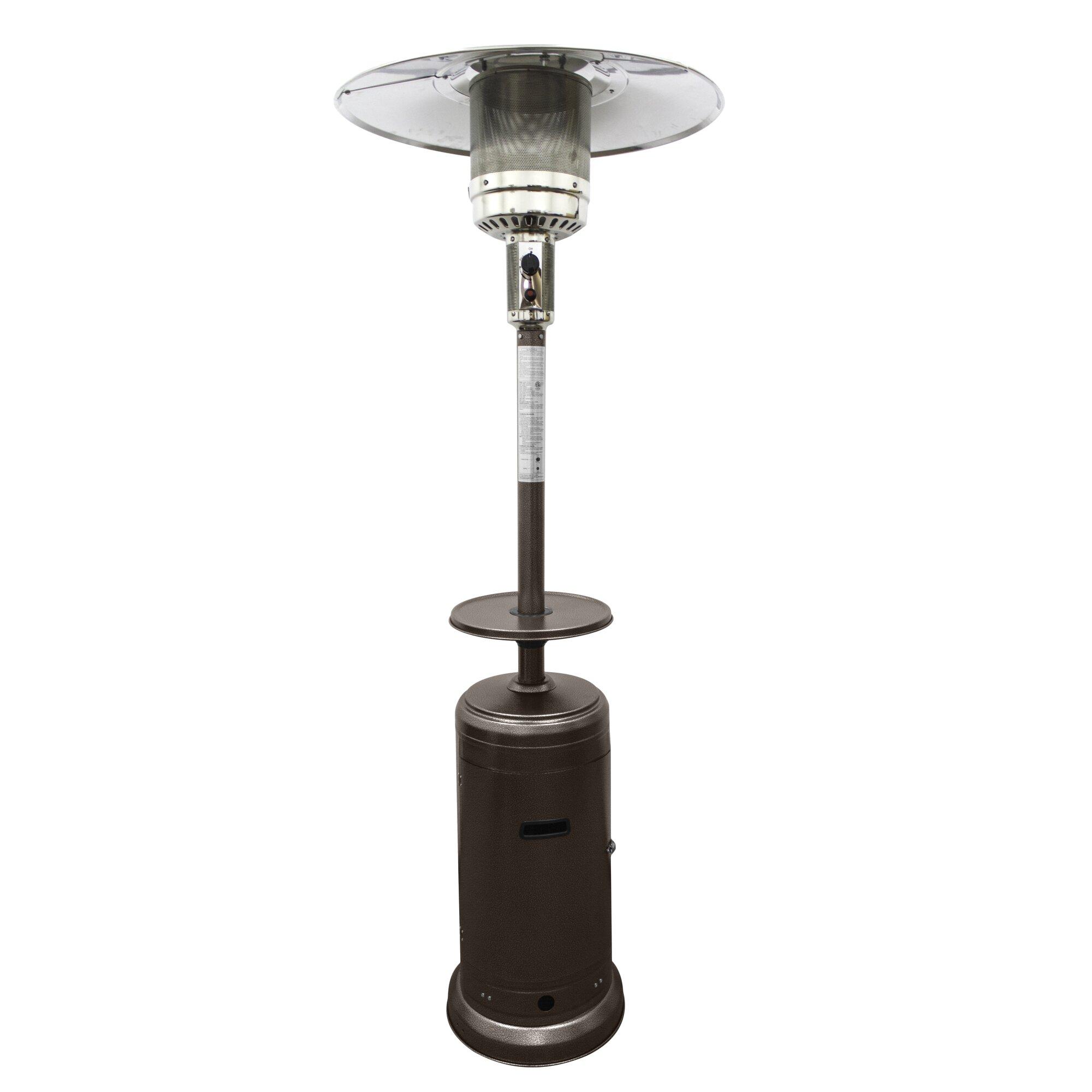 Cedarvale Tall Propane Patio Heater