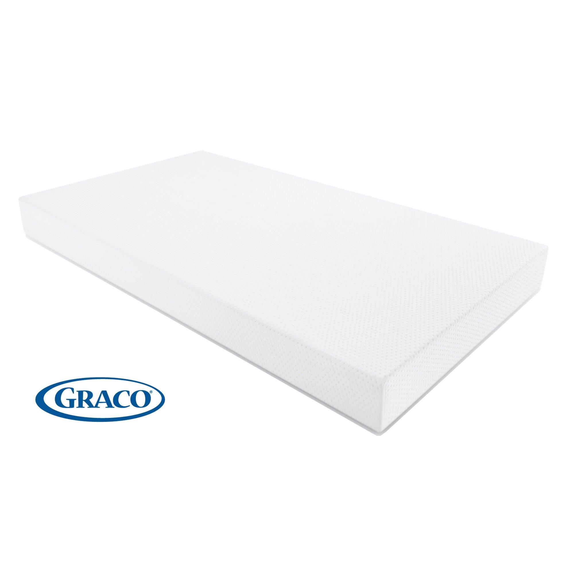 Premium Foam Crib And Toddler Bed Mattress Reviews Allmodern