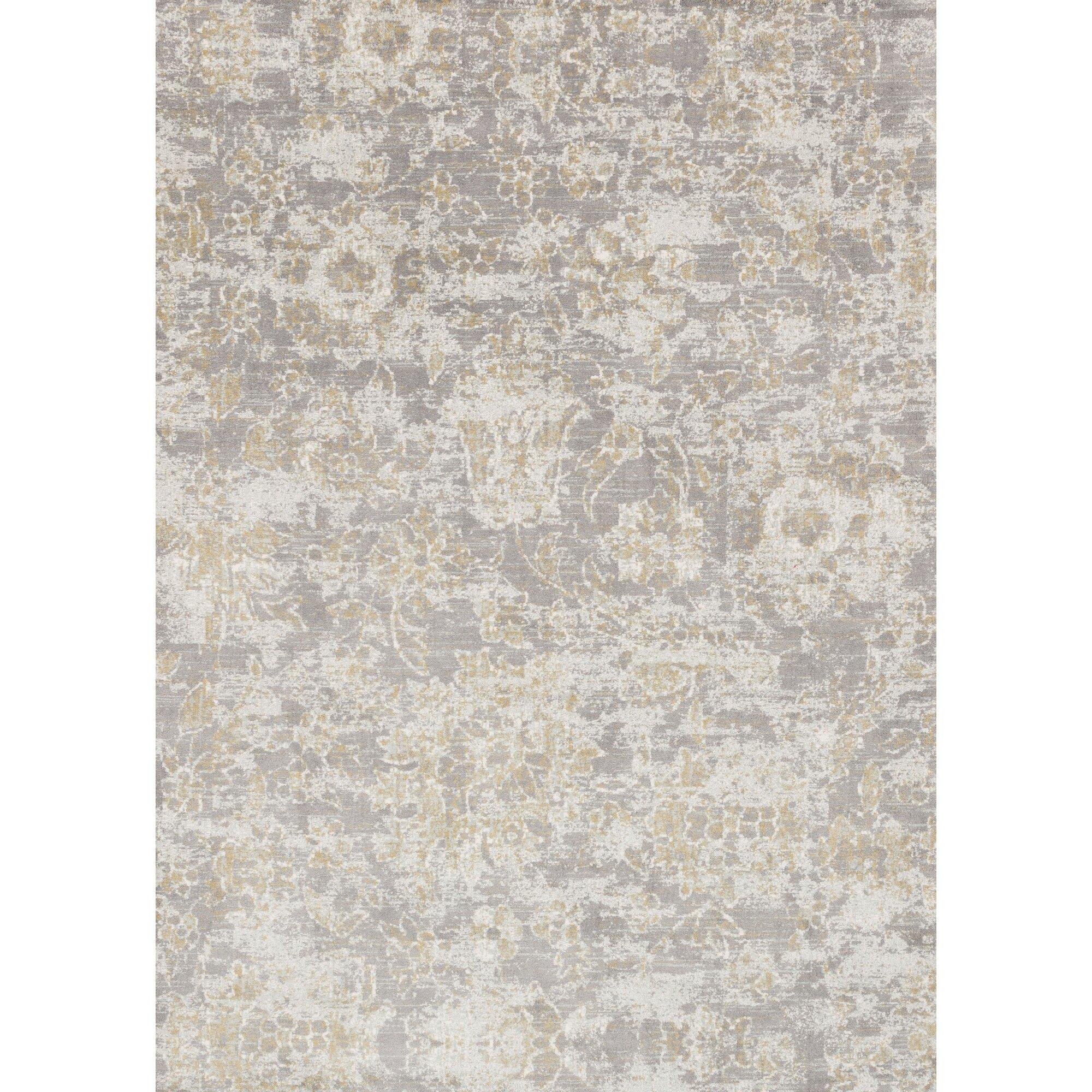 Loloi Rugs Torrance Gray/White/Tan Area Rug & Reviews ...