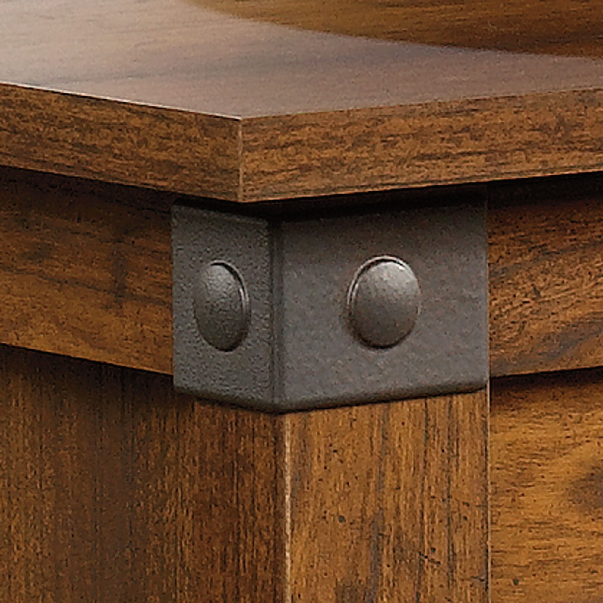 Lift Top Coffee Table Hardware Canada: Loon Peak Newdale Coffee Table With Lift Top & Reviews