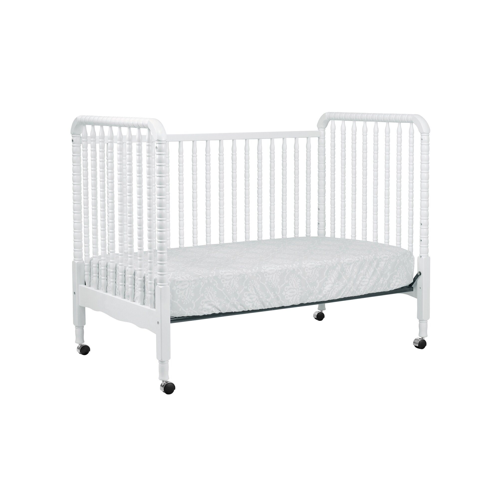 lind 3 in 1 convertible crib