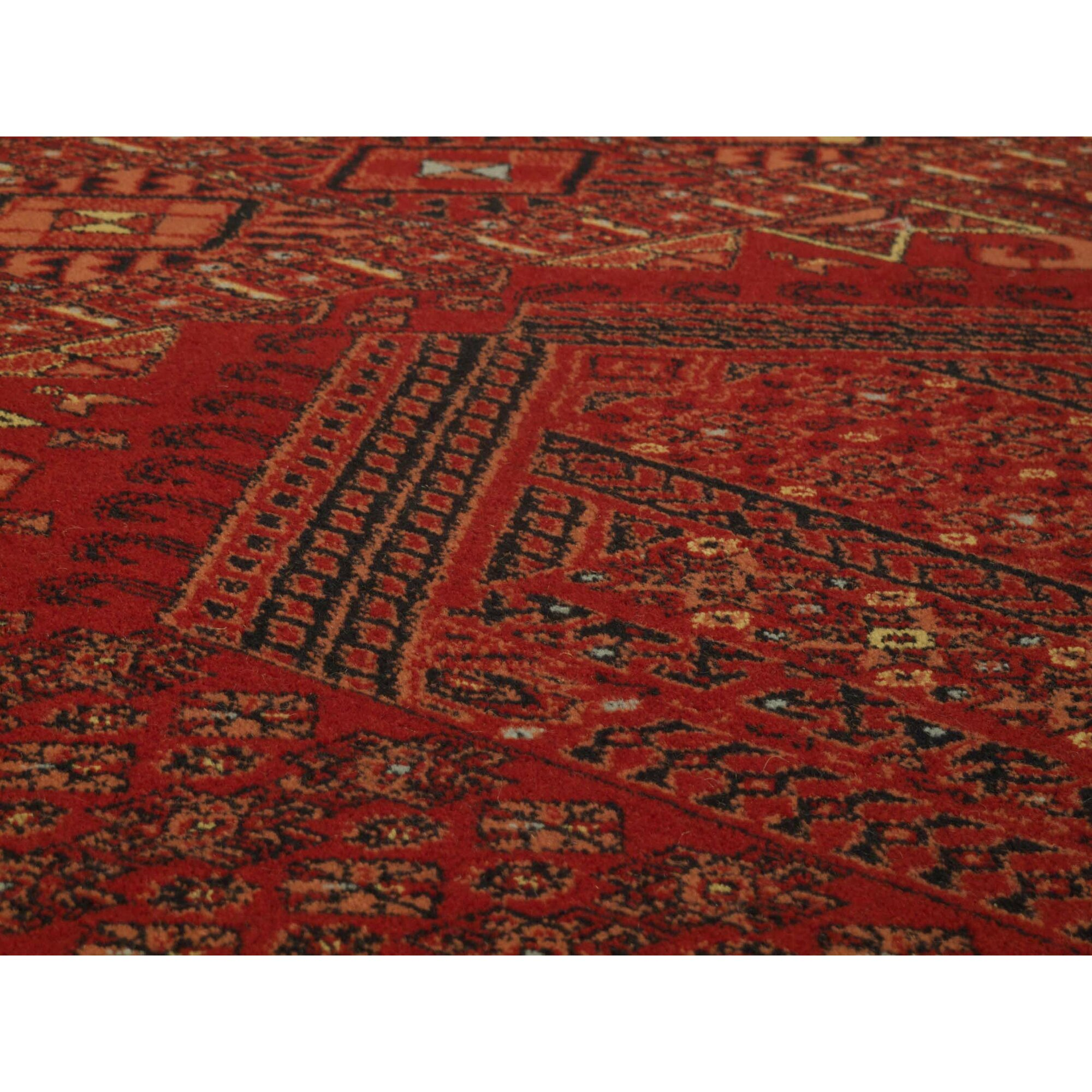 world menagerie wolle teppich ruggieri in rot bewertungen. Black Bedroom Furniture Sets. Home Design Ideas
