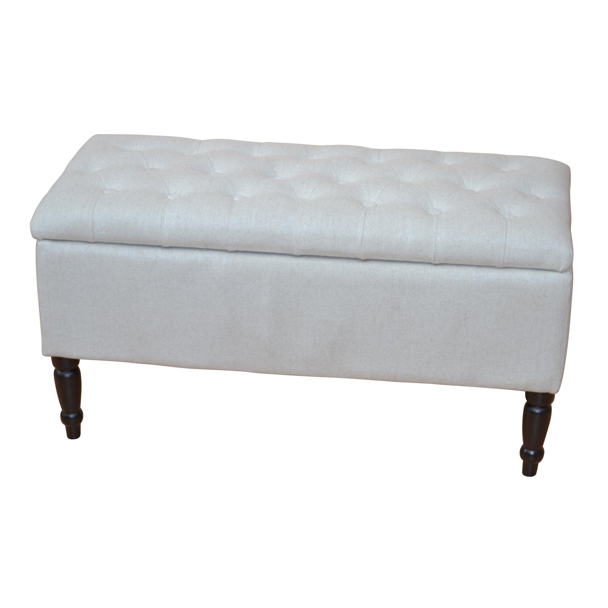 home haus gepolsterte schlafzimmerbank jenny mit. Black Bedroom Furniture Sets. Home Design Ideas