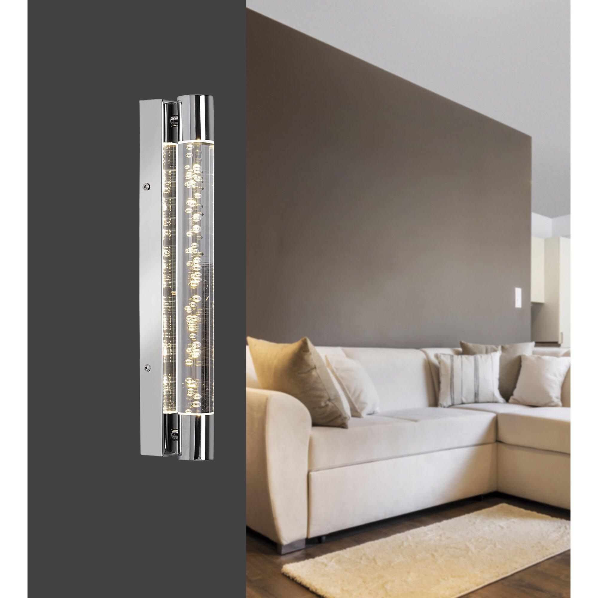 paul neuhaus bubbles 2 light wall light. Black Bedroom Furniture Sets. Home Design Ideas