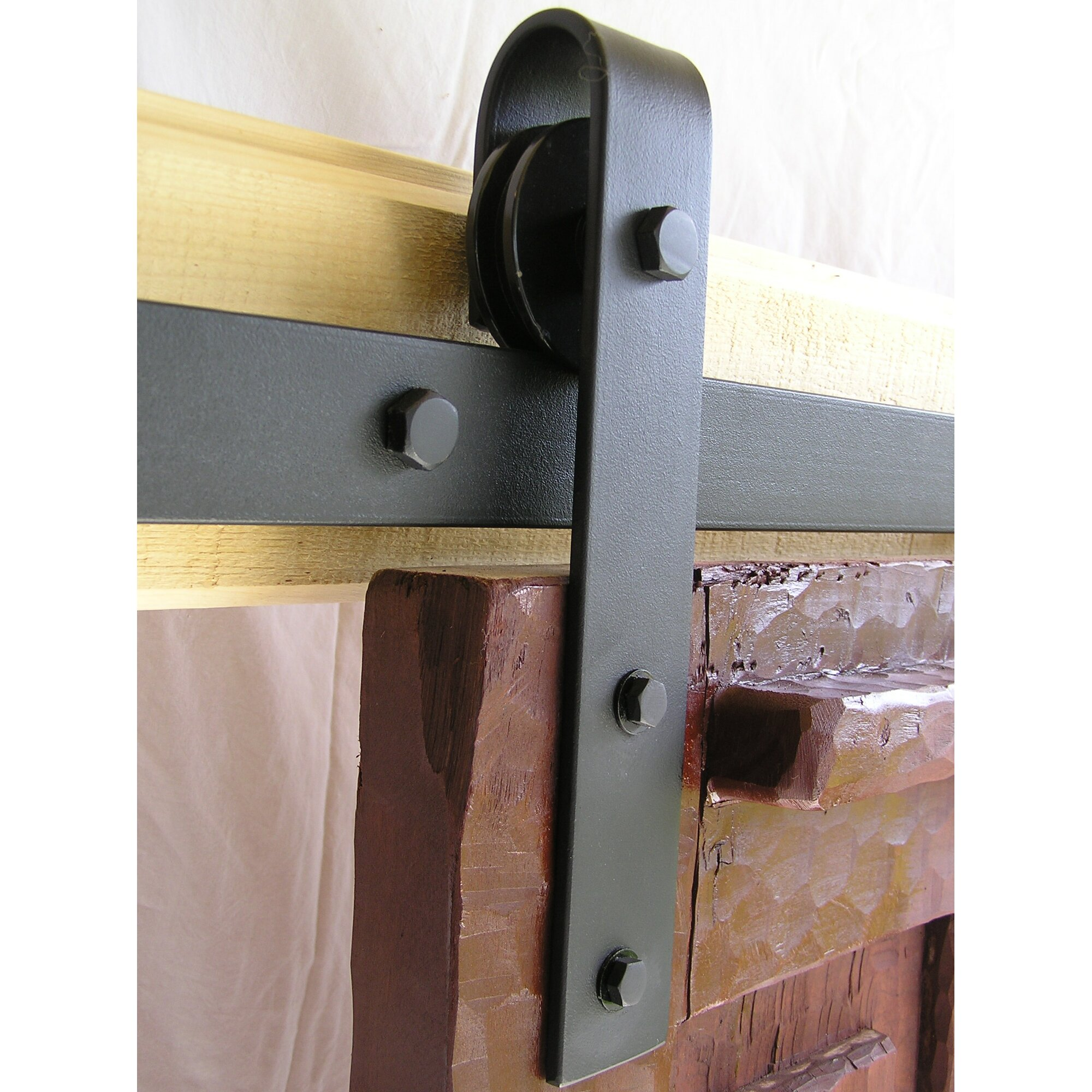 Agave Ironworks Barn Door Rolling Hardware Kit Amp Reviews