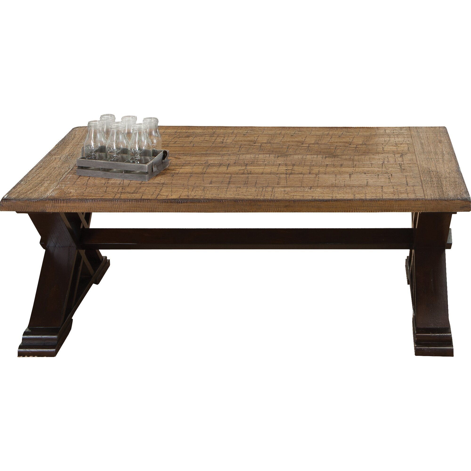 Railroad Tie Coffee Table Instacoffeetable
