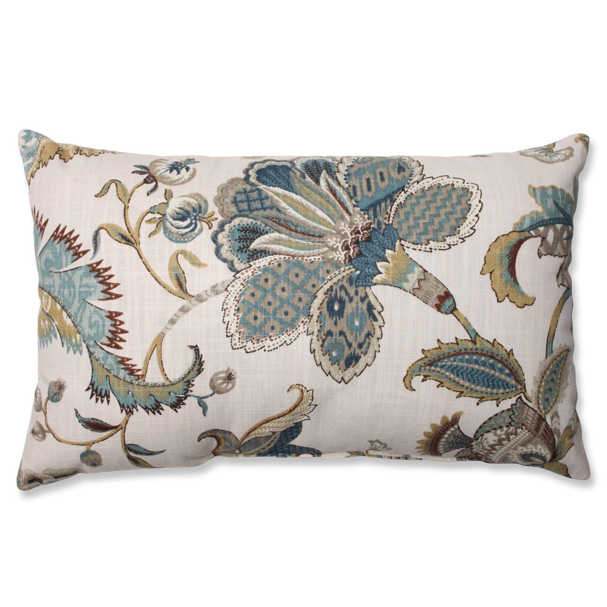 erie cotton lumbar pillow - Decorative Lumbar Pillows