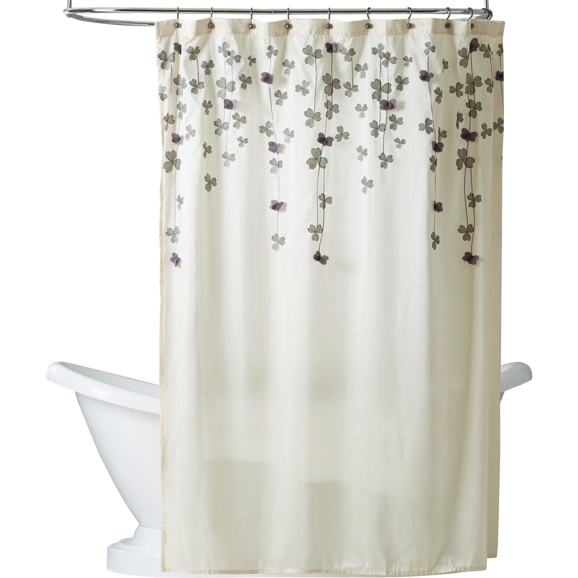 Bamboo shower curtain - Bamboo Shower Curtain 3