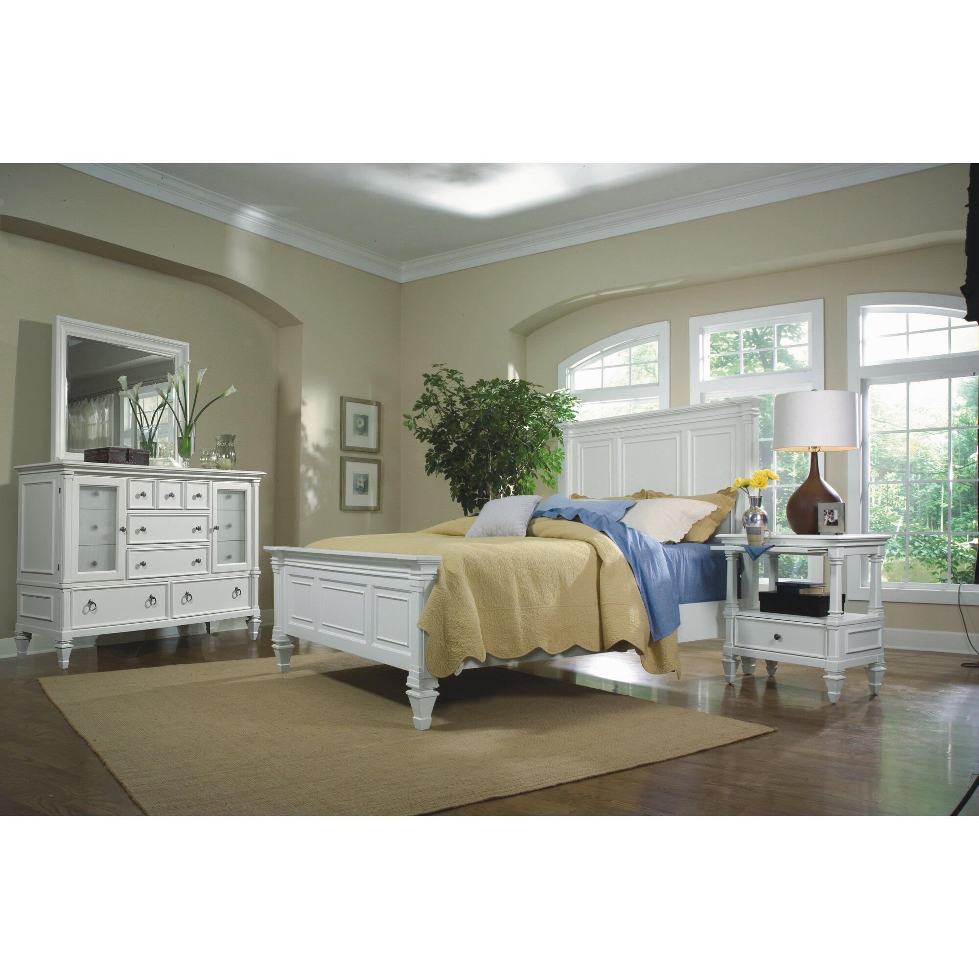 Magnussen Ashby Panel Customizable Bedroom Set & Reviews | Wayfair