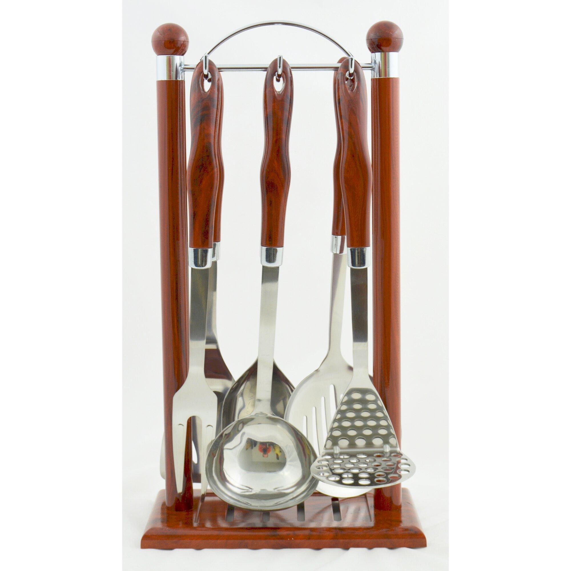 Best kitchen utensil set - Kitchen Utensil Set Stainless Steel