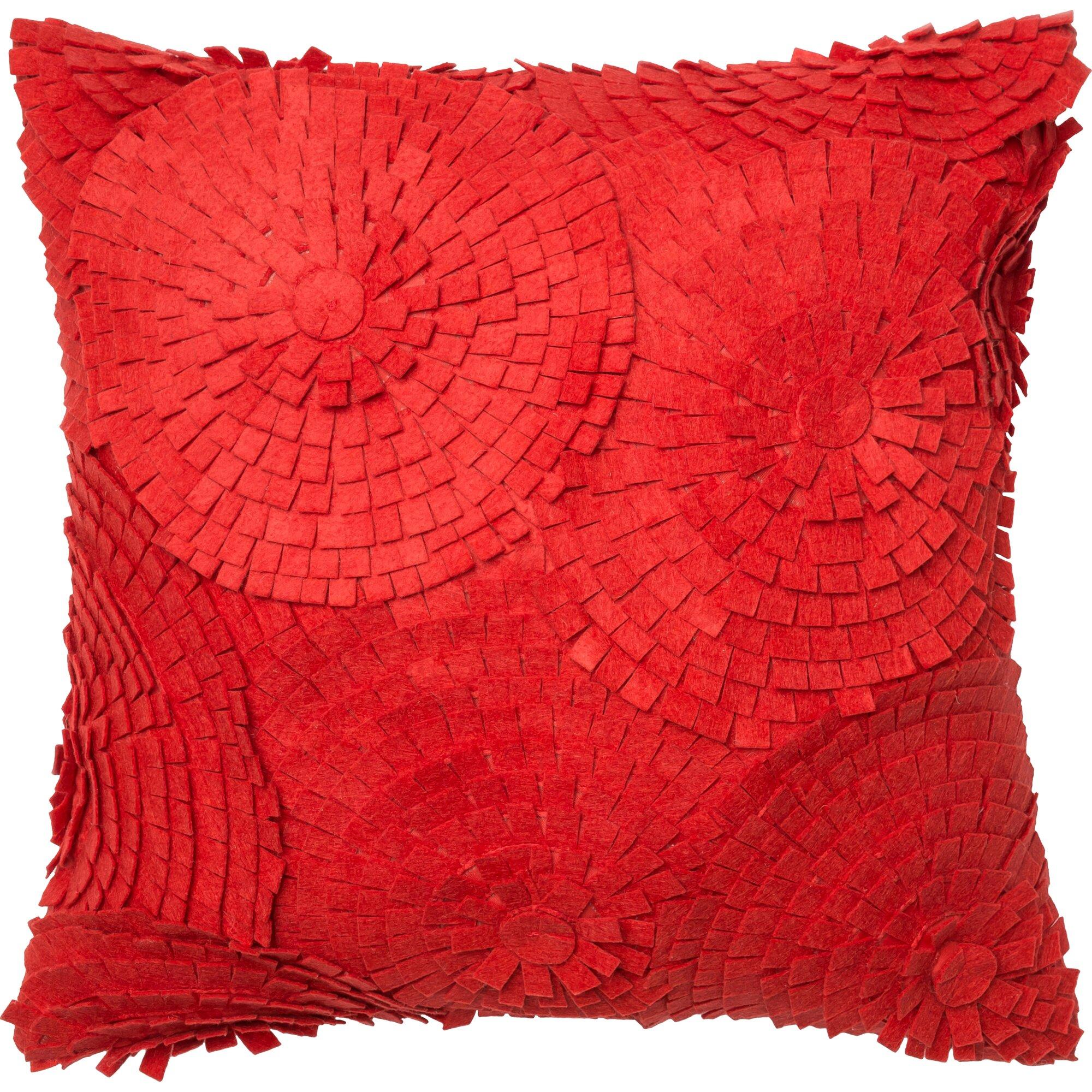 Loloi Rugs Cotton Throw Pillow & Reviews Wayfair